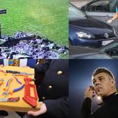 12 najbizarnijih primera ŠAMARANJA I POSTROJAVANJA fudbalera, trenera i uprava u Srbiji: GROB NASRED TERENA, SPRAVE ZA ČEREČENJE, zapaljena kola...