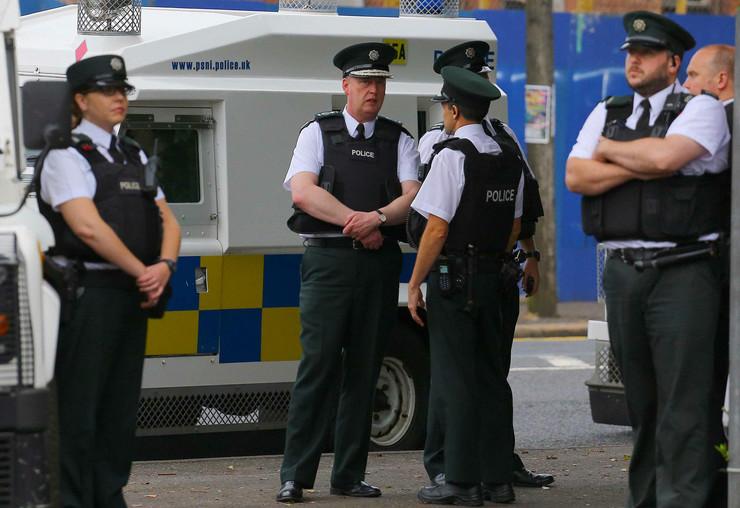 Policija Severna Irska EPA KEVIN SCOTT