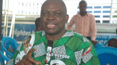 Pantami: Fayose says presidency has become employer and defender of terrorists