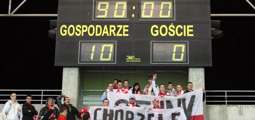 Kulisy meczu z San Marino w 2009 roku. Puścili nas w skarpetkach