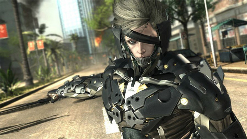 Konami wypytuje o sequel Metal Gear Rising