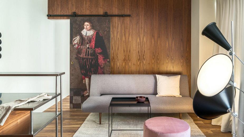 Apartament inspirowany historią Gdańska