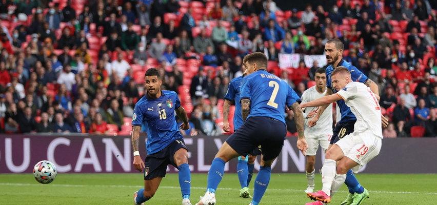 Euro 2020. Włosi w wielkim finale! Zadecydowały rzuty karne