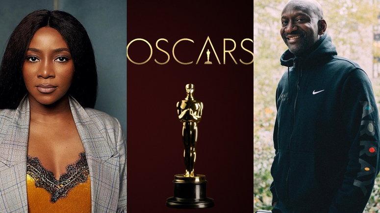 Genevieve Nnaji and Akin Omotoso join the Academy's list of membership invites [Instagram/ @genevievennaji, @akinomotoso/ Oscars]