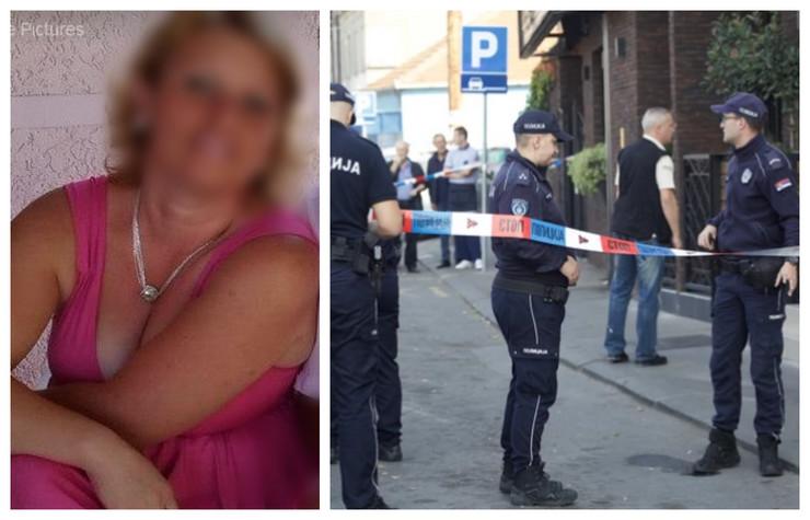 Pucnjava u pekari, Gordana je teško ranjena