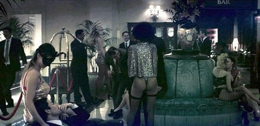 Orgija scene