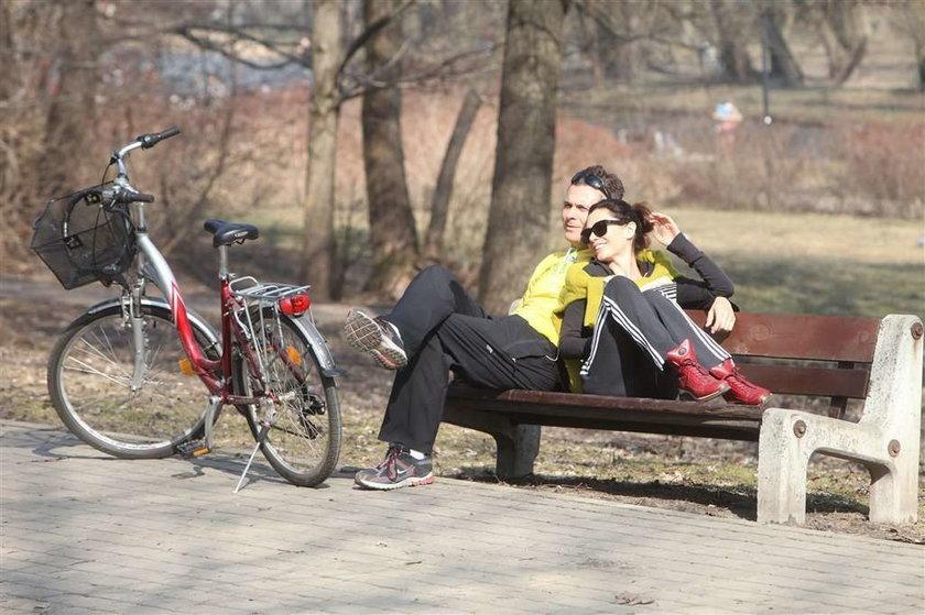 Tak wygląda żona Marka Bukowskiego! FOTO