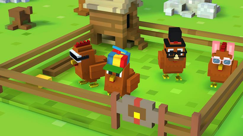 gameplanet Blocky Farm