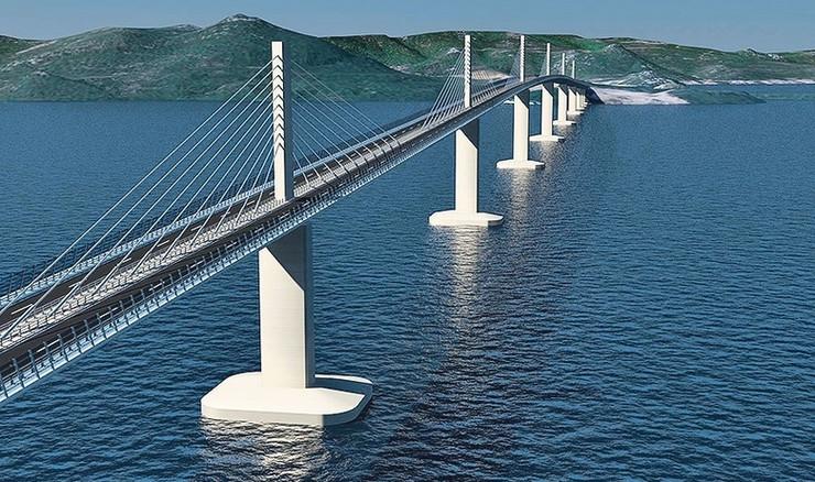 Peljesac most
