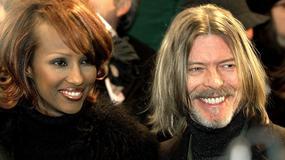Iman wspomina Davida Bowiego w rocznicę ślubu