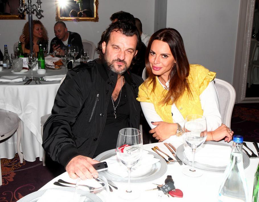 Aca Lukas i Sonja Vuksanović