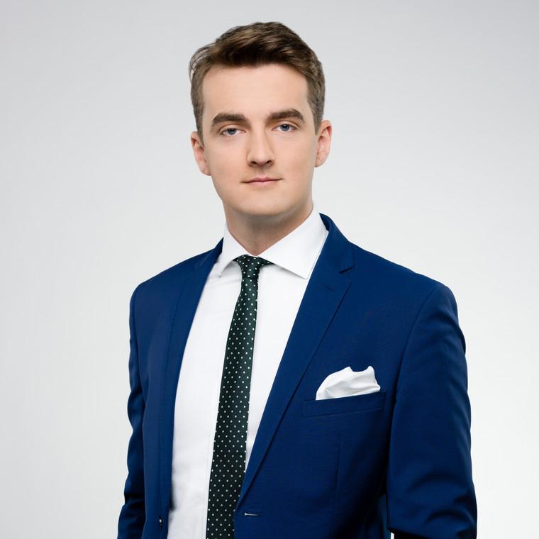 Mateusz Gawroński adwokat, prawnik w kancelarii BWHS Bartkowiak Wojciechowski Hałupczak Springer