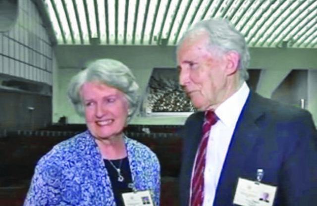 Zajedno već 55 godina: Ron i Mejvis Pirola