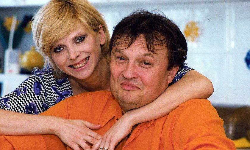 Krzysztof Cugowski z żoną