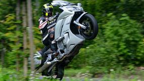 Yamaha FJR1300 - długodystansowiec w teście