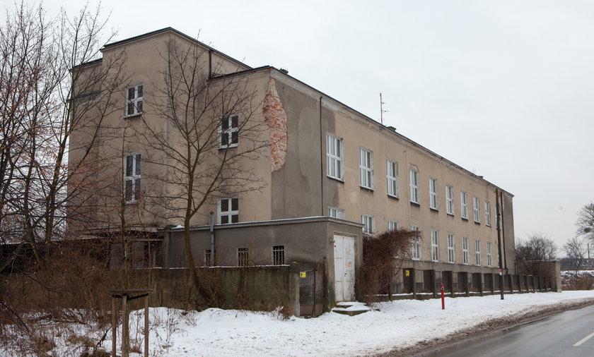 ochrona pustych budynków