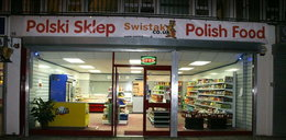 Rasistowski napad na polski sklep w Anglii?