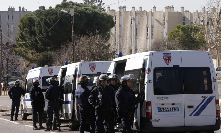 Strzelanina w Marsylii