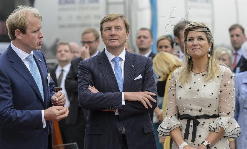 Amalia jest córką króla Willema Aleksandra i królowej Maksymy