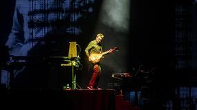 Jean-Michel Jarre w Krakowie: techno party dla 50 plus [ZDJĘCIA, RELACJA]