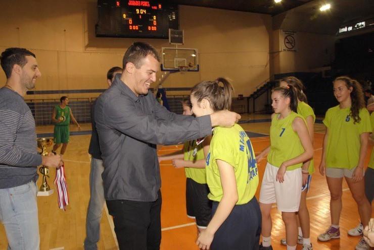 Sportski savez Beograda, Jovan Koprivica