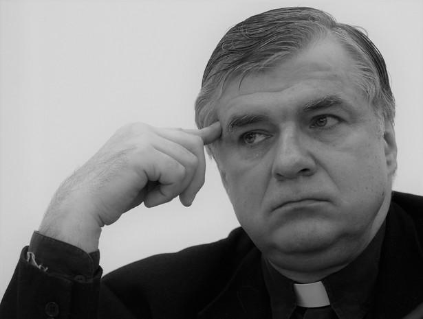 o. Maciej Zięba