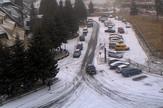 Kopaonik, novembar, sneg