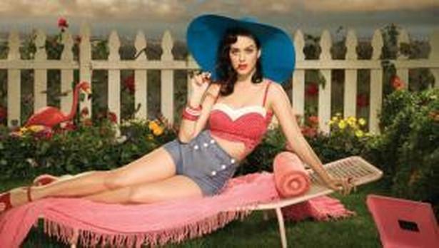 5. Katy Perry. 45 mln dolarów