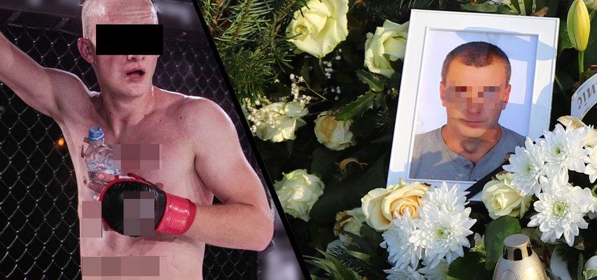 Zawodnik MMA dwoma ciosami powalił Michała. Jego pięść to narzędzie zbrodni