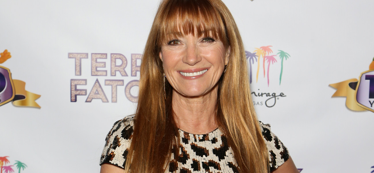 Jane Seymour, marzec 2019 / Gabe Ginsberg / Getty Images
