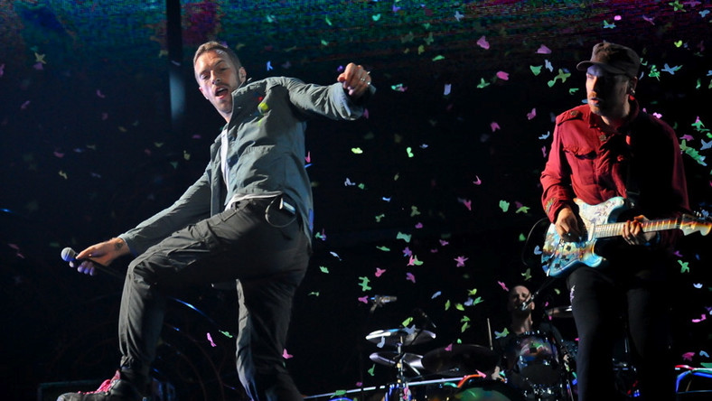 Chris Martin każe palić płyty Coldplay