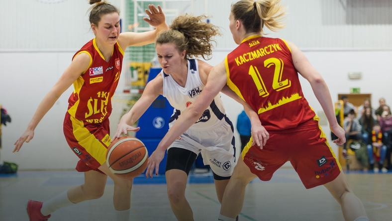 Ślęza Wrocław – Basket 90 Gdynia