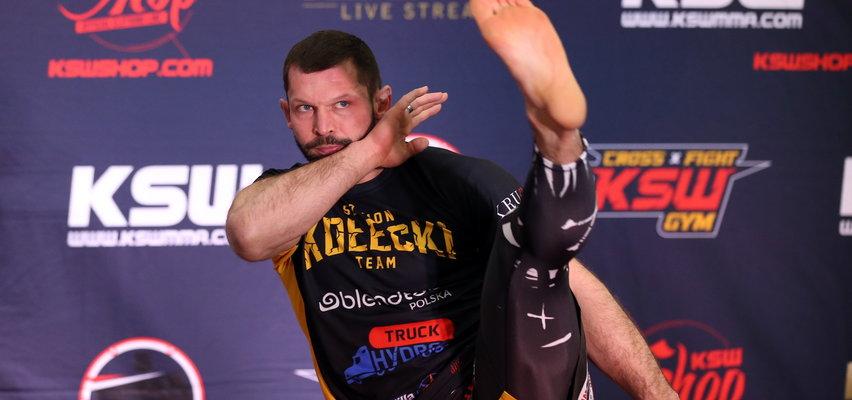Mistrz olimpijski w podnoszeniu ciężarów Szymon Kołecki: Błąd lekarza zniszczył mi karierę