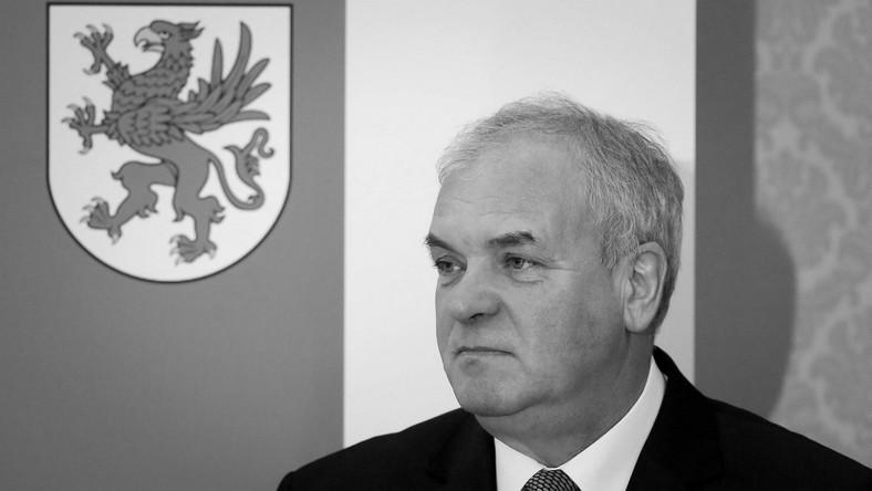 Wojewoda zachodniopomorski Piotr Jania