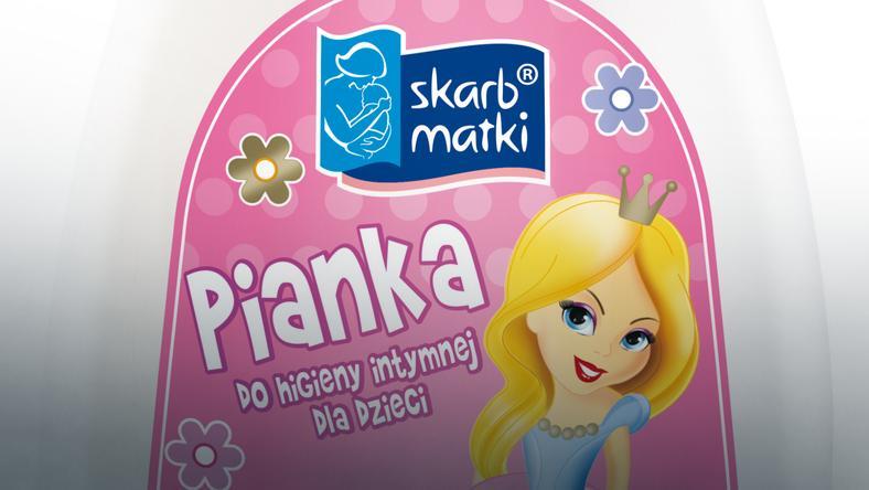 Prawidłowa higiena intymna u dziewczynek