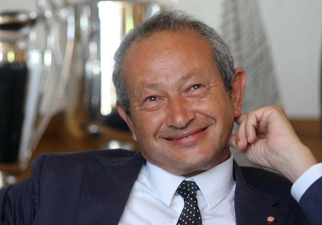 Naguib Sawiris, Egyptian billionaire businessman