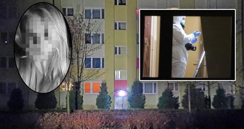 7-latka znalazła martwą siostrę w kałuży krwi. Córeczka zabitej Marty zniknęła. Tragedia w Pabianicach