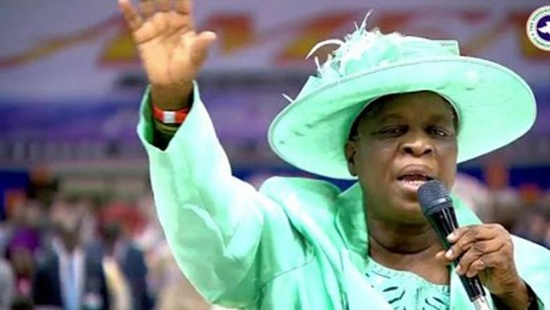 Pastor Adeboye's wife explains her controversial marriage advice