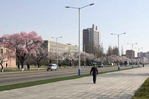 Zapadnjaci uglavnom žive u Pjongjangu