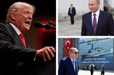 merkel, Putin, Tramp, Erdogan kombo