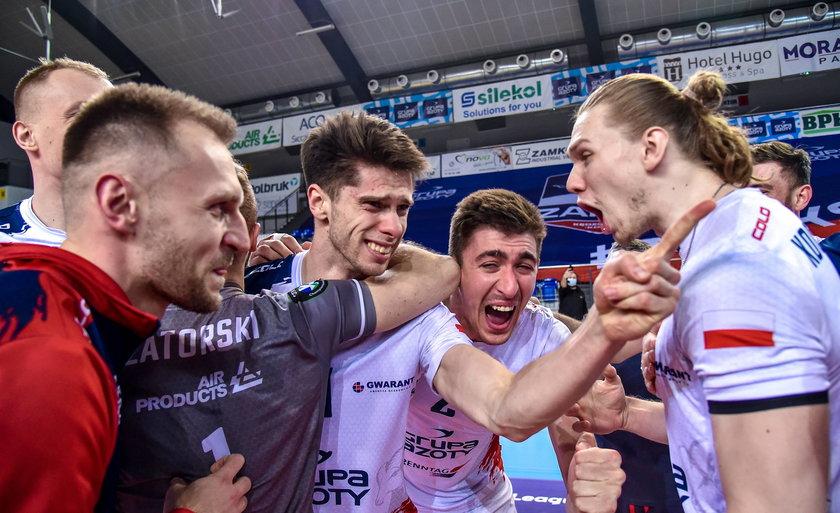 Gdy Aleksander Śliwka (26 l.) zdobył ostatni punkt w meczu ZAKS-y Kędzierzyn z Zenitem Kazań, poczuł ogromne zruszenie.