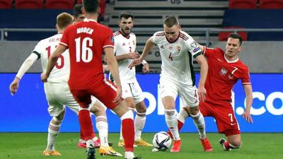 Attila Szalai, Hungary's Euro 2020 breakout prospect