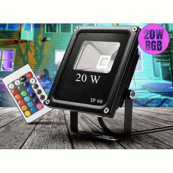 20W RGB reflektor