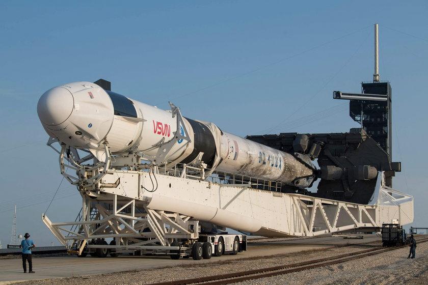 SpaceX Crew 2 przygotowuje się do lotu na Międzynarodową Stację Kosmiczną. Co trzeba wiedzieć o misji?