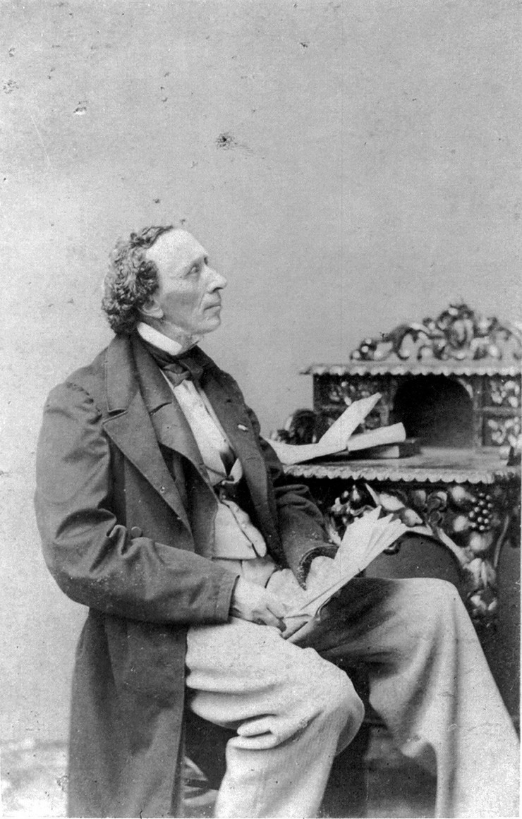 Hans Christian Andersen profimedia-0302710727