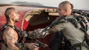 """Matt Damon został ochlapany ludzkimi odchodami na planie """"Elizjum"""""""