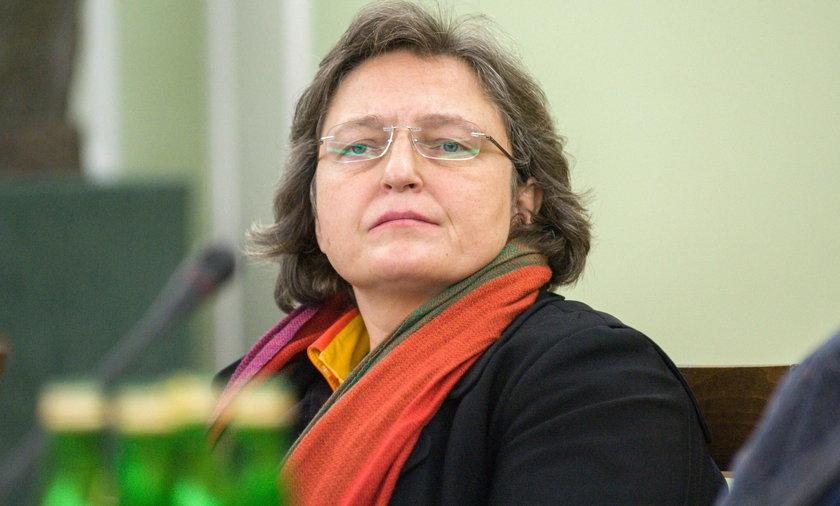 dr Małgorzata Bonikowska