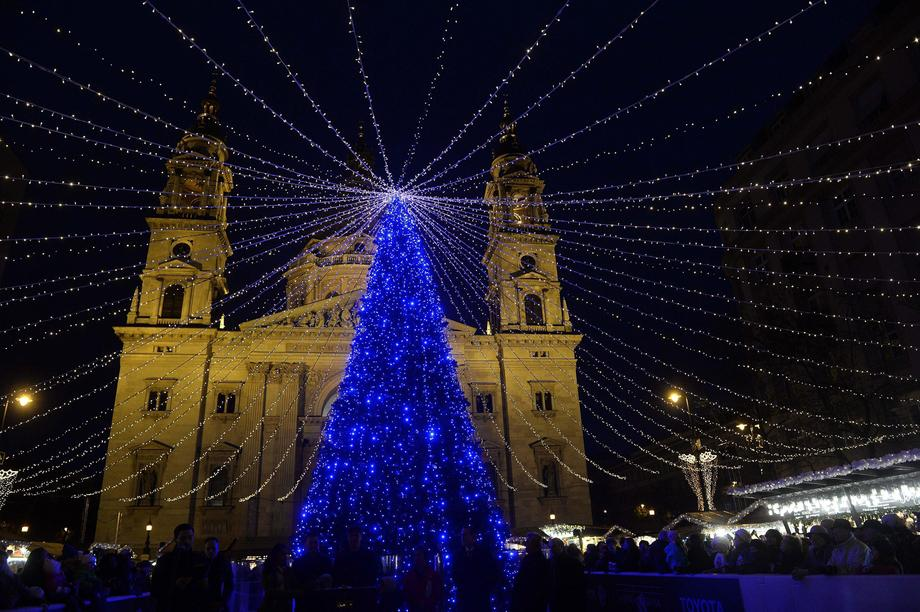 First Sunday of Advent in Budapest