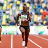 Kada su joj videli prezime u Tokiju - BALKAN SE ZABEZEKNUO i  ispostavilo se tačno: Najbrža Evropljanka u trci na 100 metara je rođaka Karle del Ponte, a majka joj je iz BiH!
