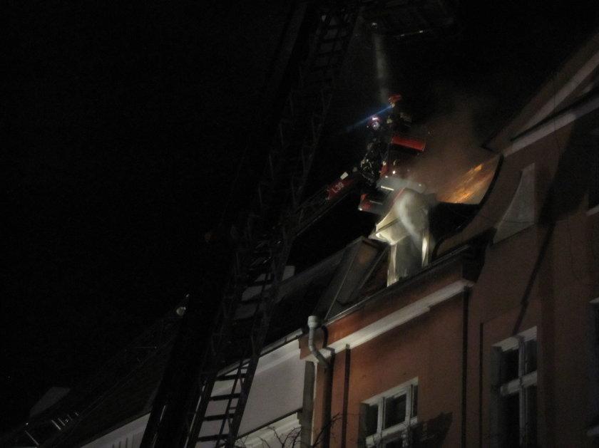Trzy ofiary pożaru w Kaliszu